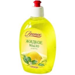 Мыло жидкое дозатор Лимон