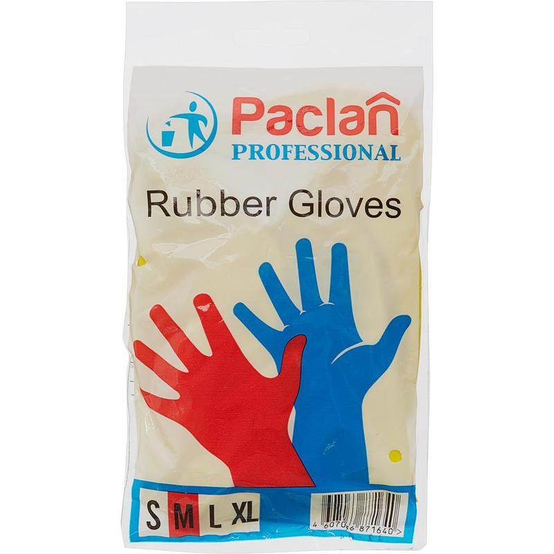 Перчатки резиновые PROFESSIONAL