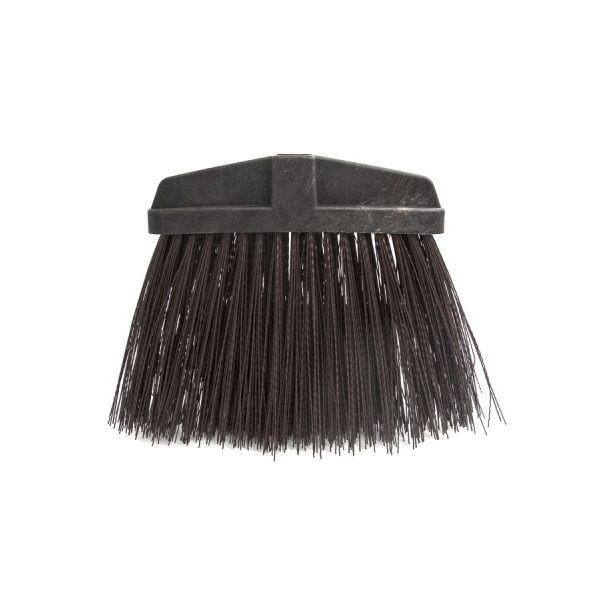 Метла пластмассовая веерная ОПТИМА черная